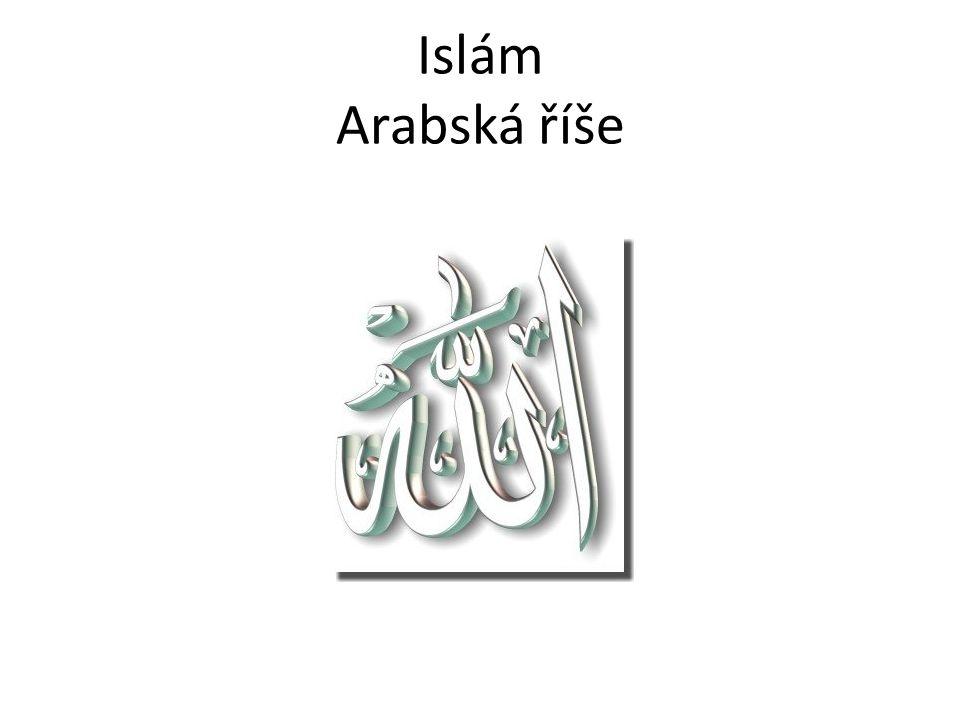 Islám Arabská říše