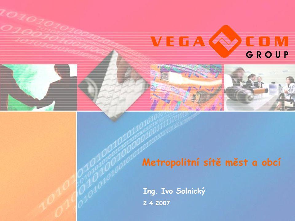 Metropolitní sítě měst a obcí