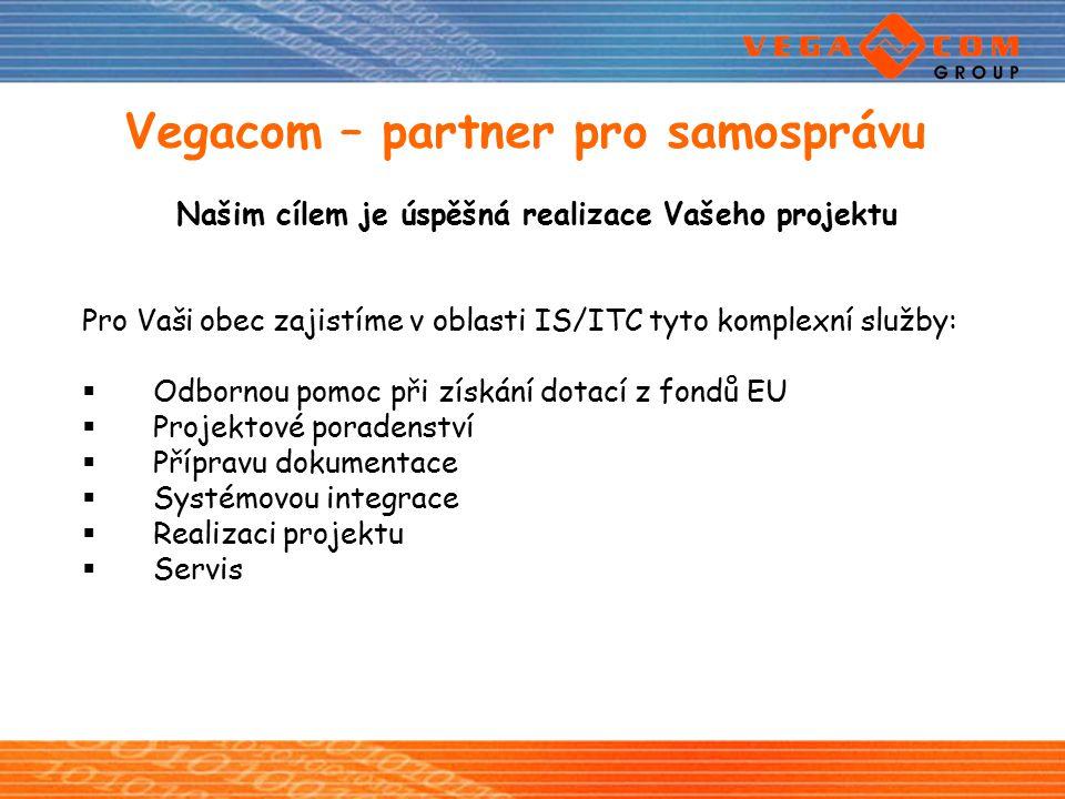 Vegacom – partner pro samosprávu