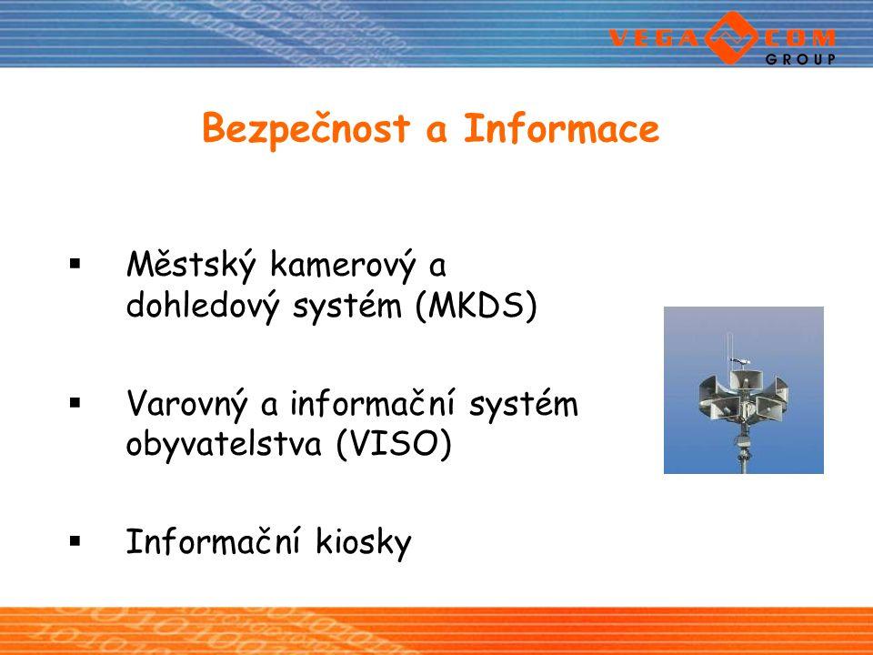 Bezpečnost a Informace