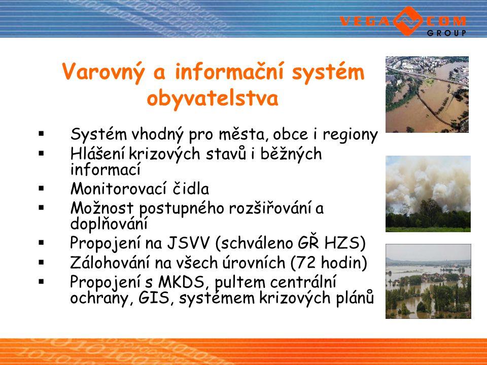 Varovný a informační systém obyvatelstva