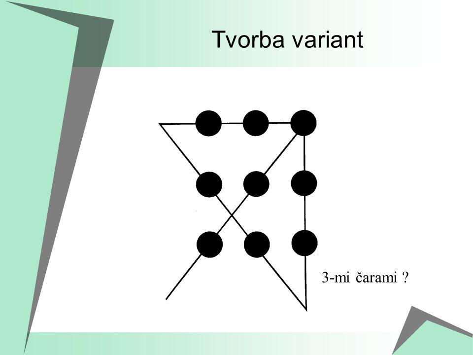 Tvorba variant A co takhle 3-mi čarami 27.9.2008
