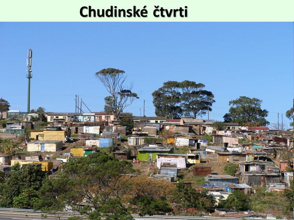 Chudinské čtvrti