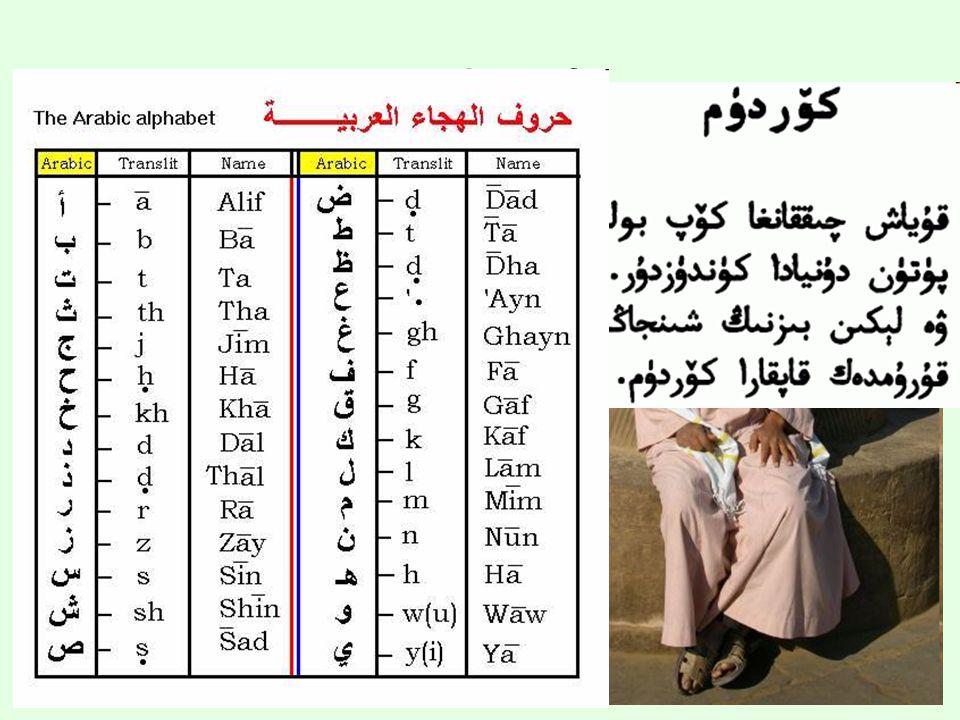 Arabové přistěhovalci z Arabského poloostrova