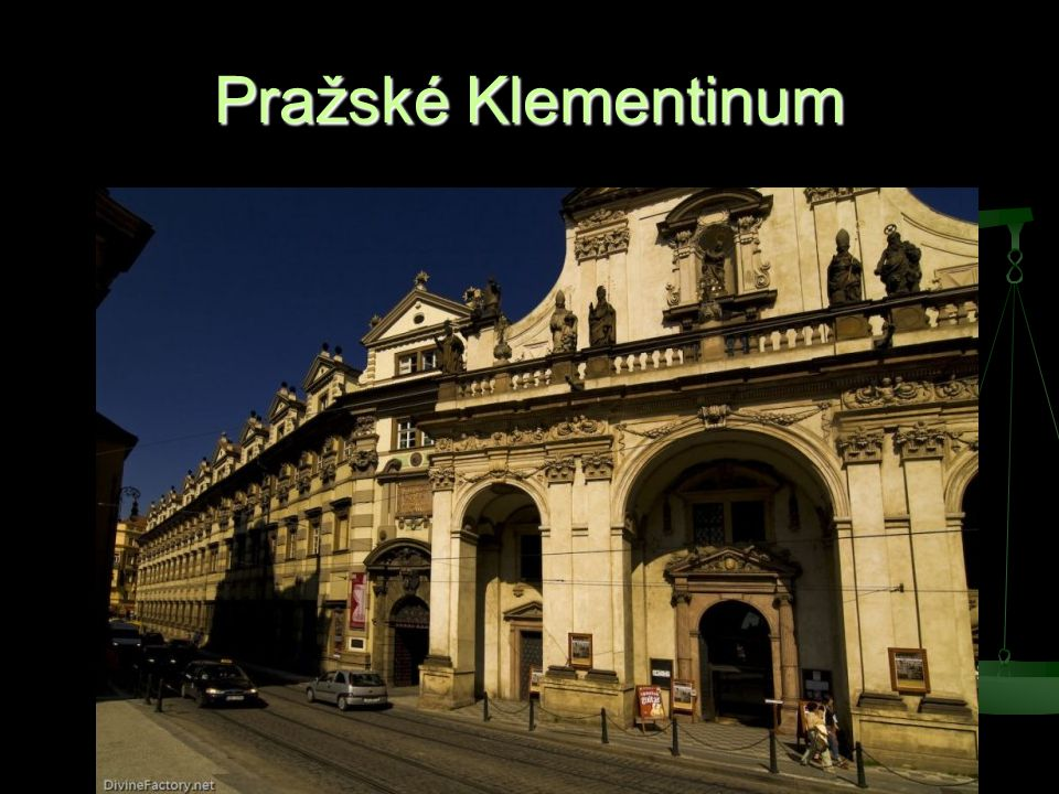 Pražské Klementinum