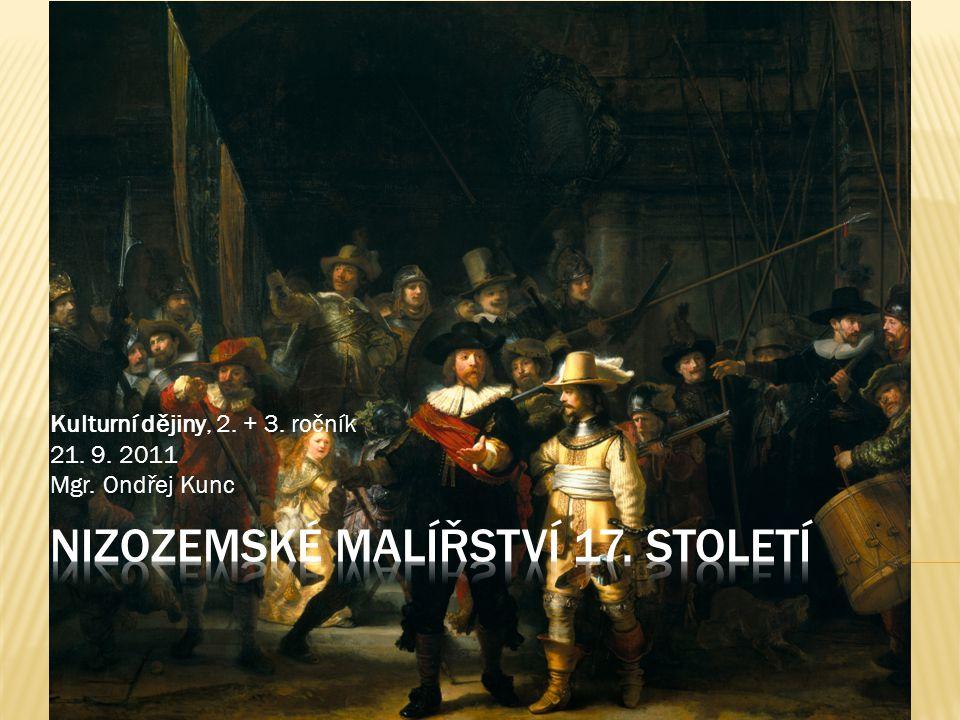 Nizozemské malířství 17. století