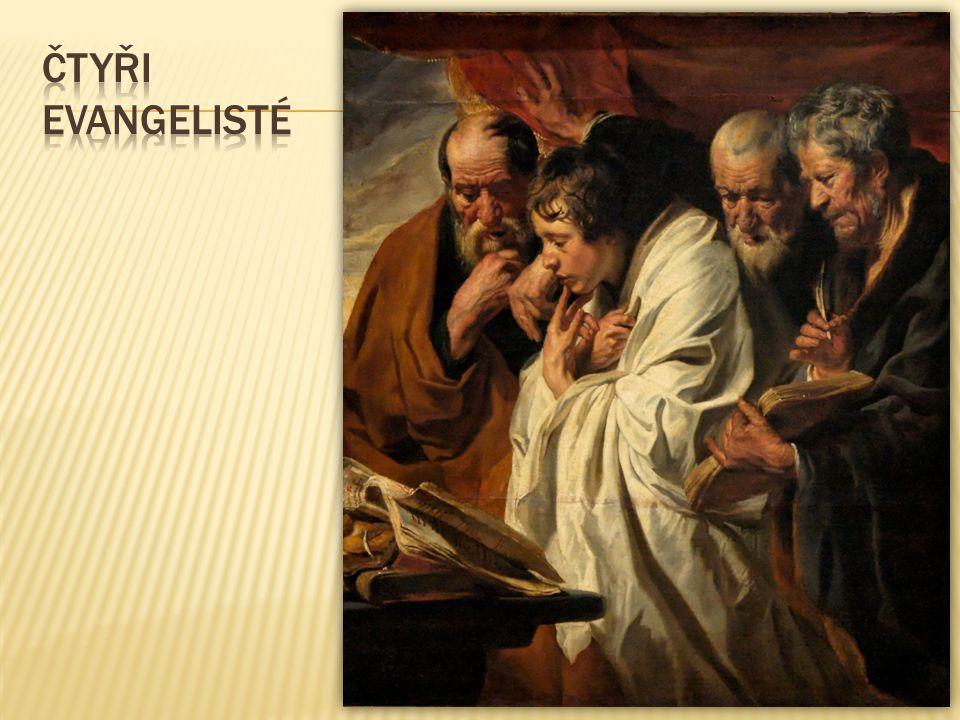 Čtyři evangelisté