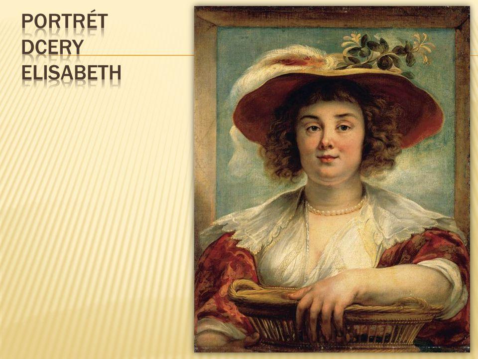 Portrét dcery Elisabeth