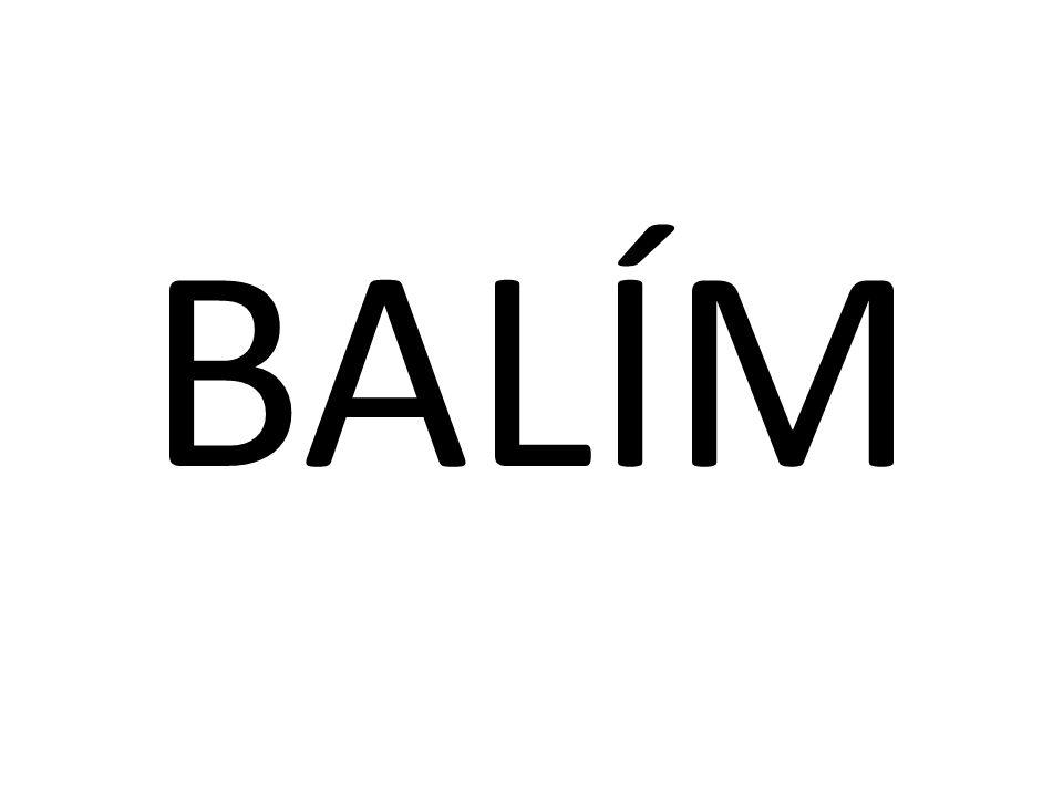 BALÍM