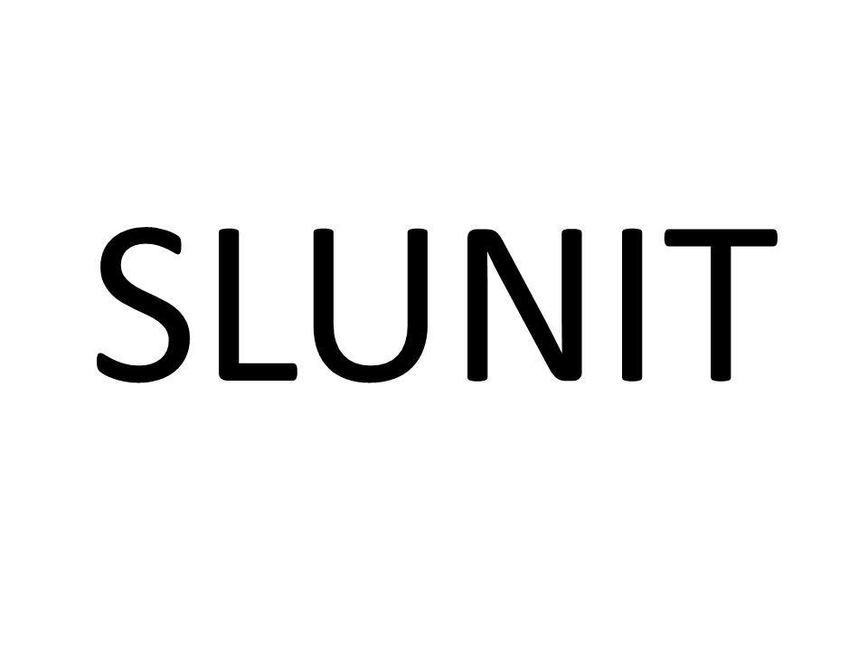 SLUNIT