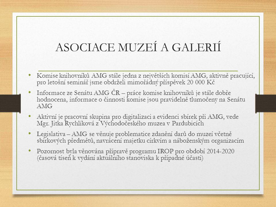 ASOCIACE MUZEÍ A GALERIÍ