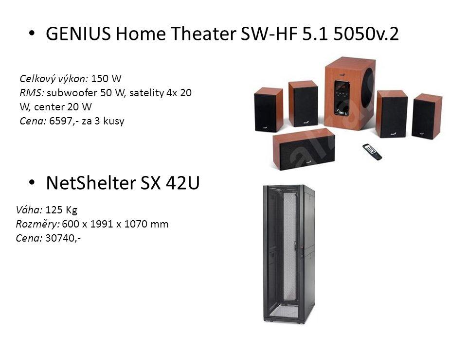 GENIUS Home Theater SW-HF 5.1 5050v.2