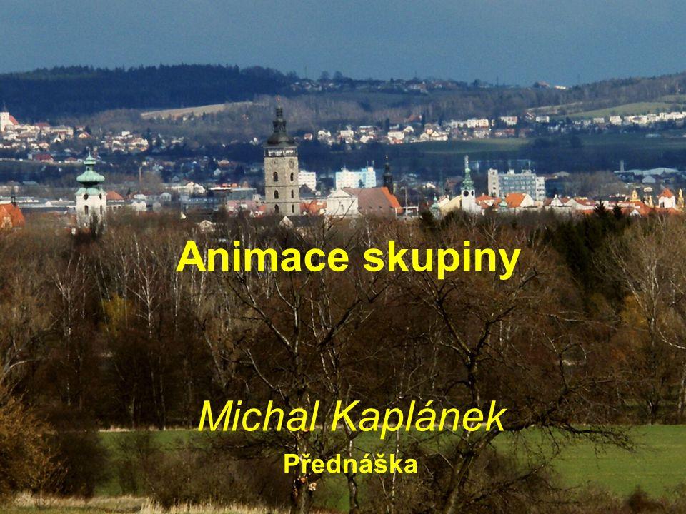 Michal Kaplánek Přednáška