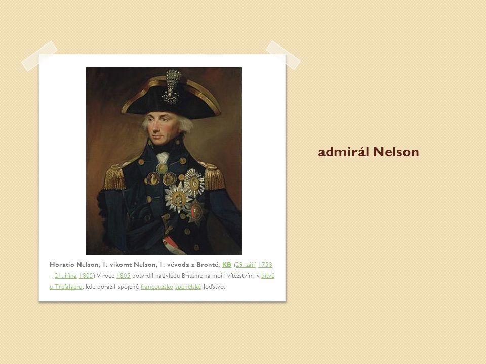 admirál Nelson