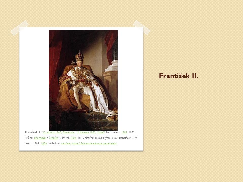 František II.