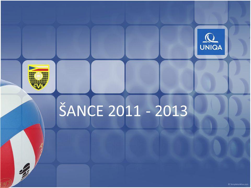 ŠANCE 2011 - 2013