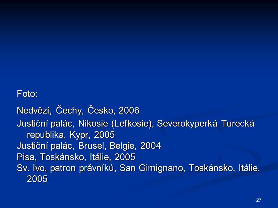 Foto: Nedvězí, Čechy, Česko, 2006. Justiční palác, Nikosie (Lefkosie), Severokyperká Turecká. republika, Kypr, 2005.