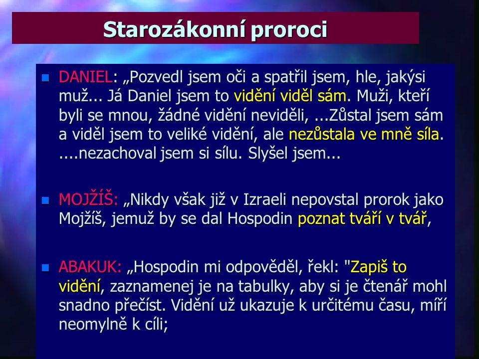Starozákonní proroci
