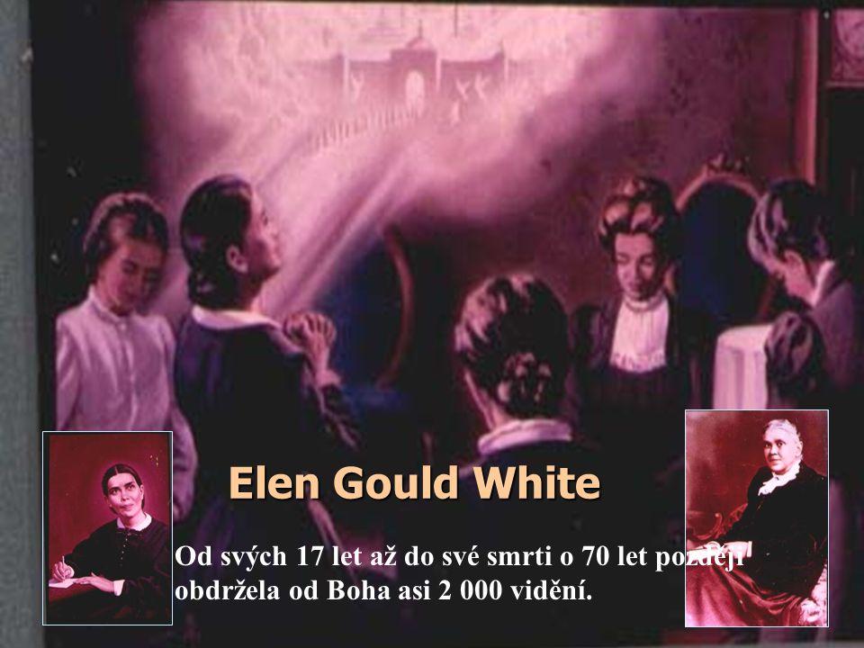 Elen Gould White Od svých 17 let až do své smrti o 70 let později