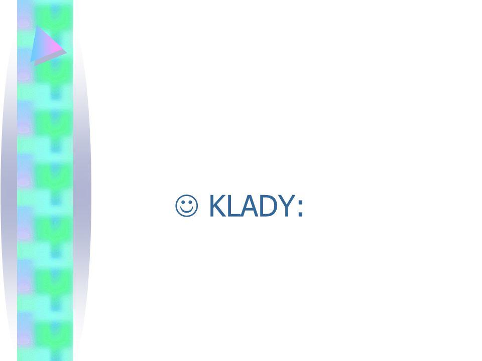  KLADY: