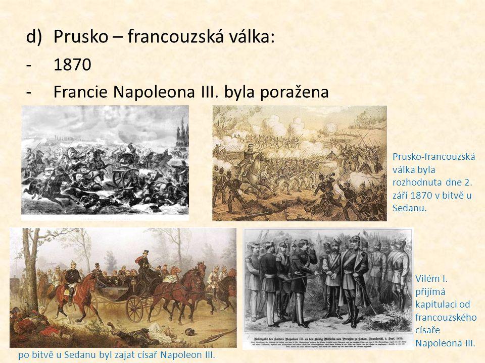 Prusko – francouzská válka: