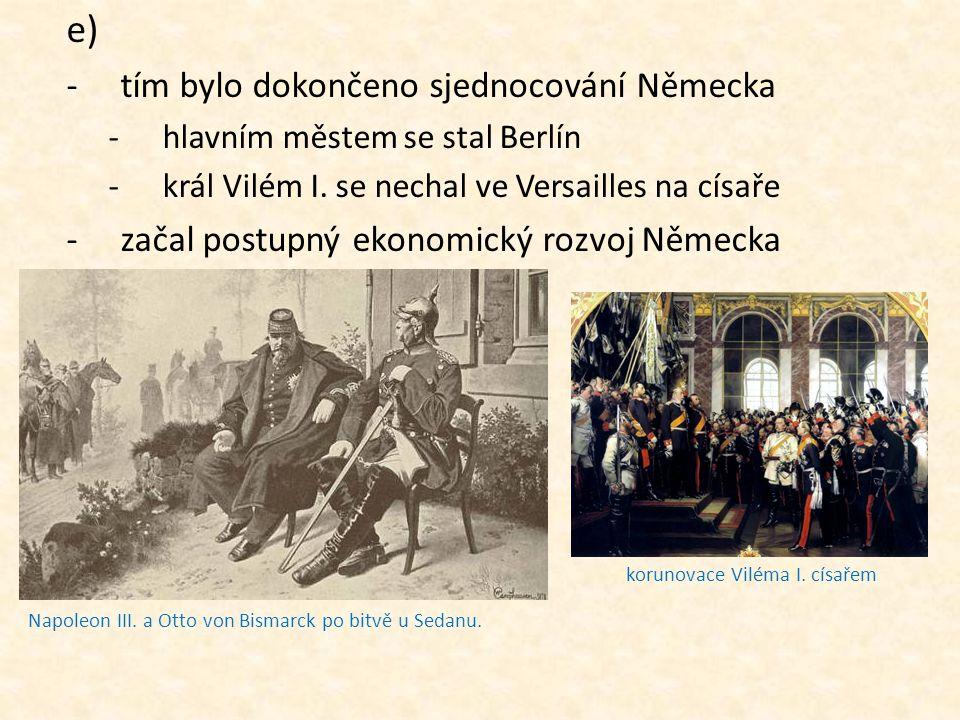korunovace Viléma I. císařem