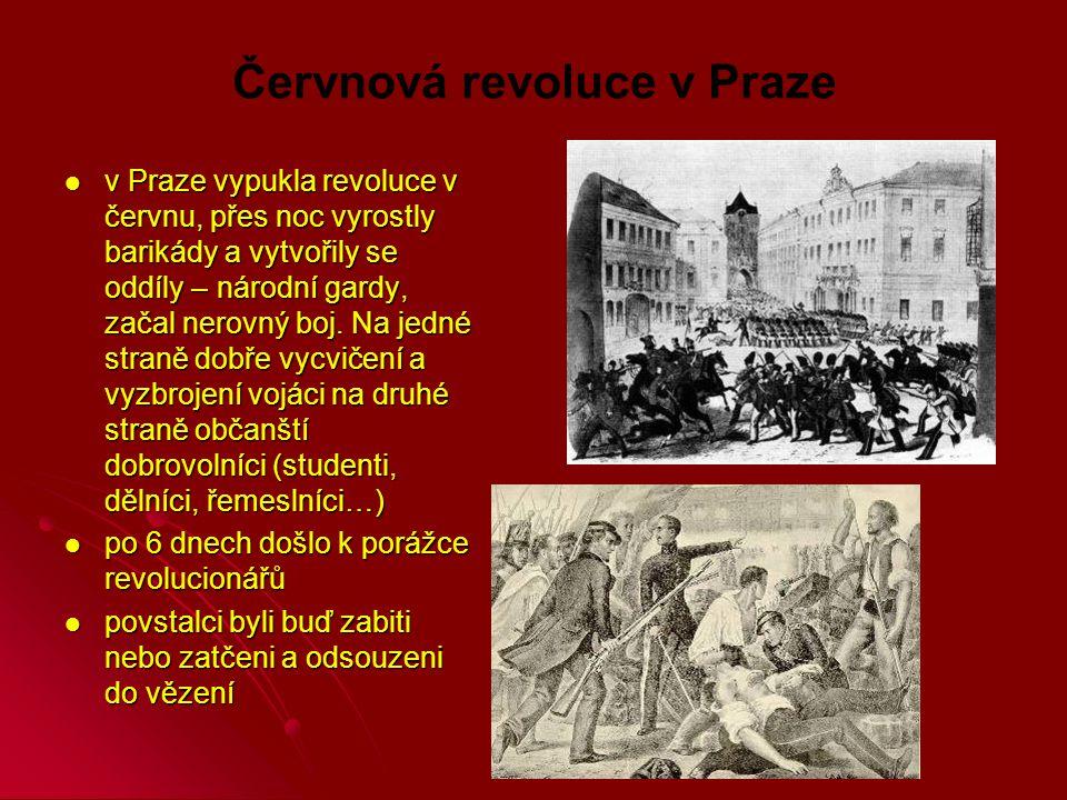 Červnová revoluce v Praze