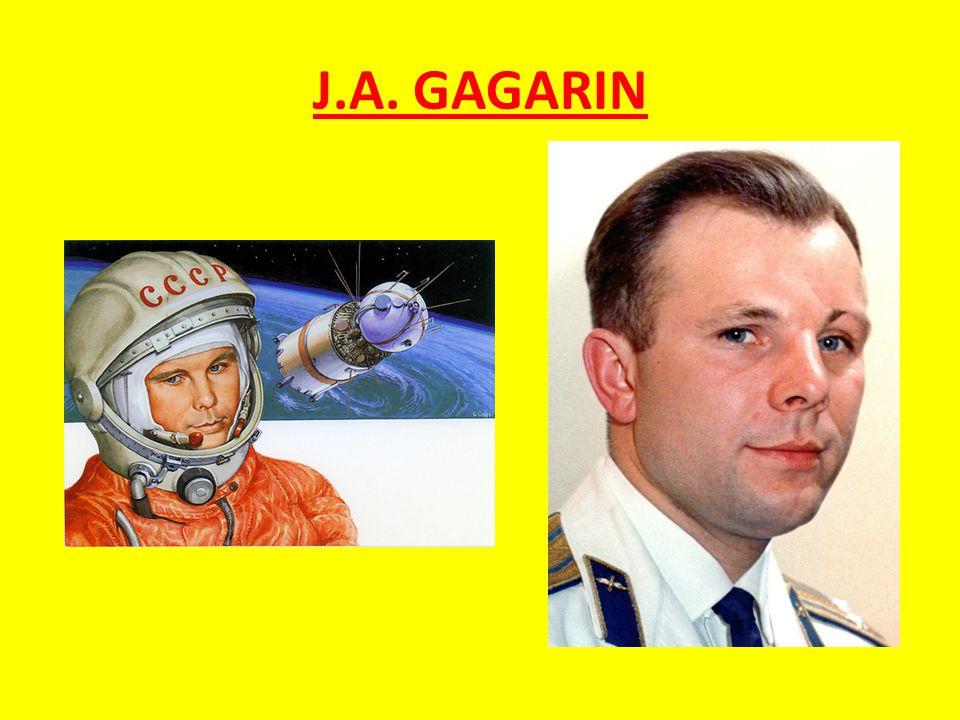 J.A. GAGARIN
