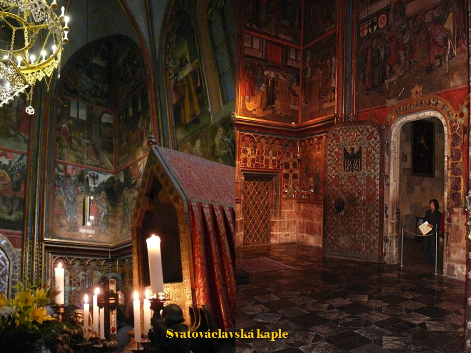Svatováclavská kaple