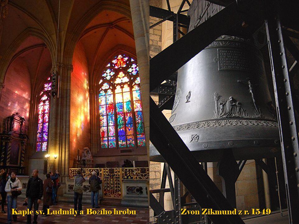 Kaple sv. Ludmily a Božího hrobu