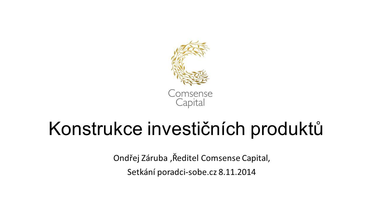 Konstrukce investičních produktů