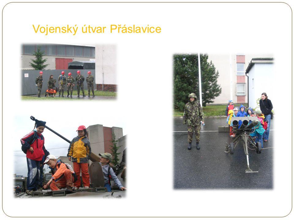 Vojenský útvar Přáslavice