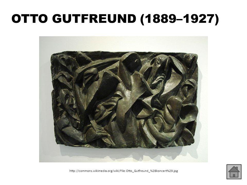 OTTO GUTFREUND (1889–1927) http://commons.wikimedia.org/wiki/File:Otto_Gutfreund_%28koncert%29.jpg