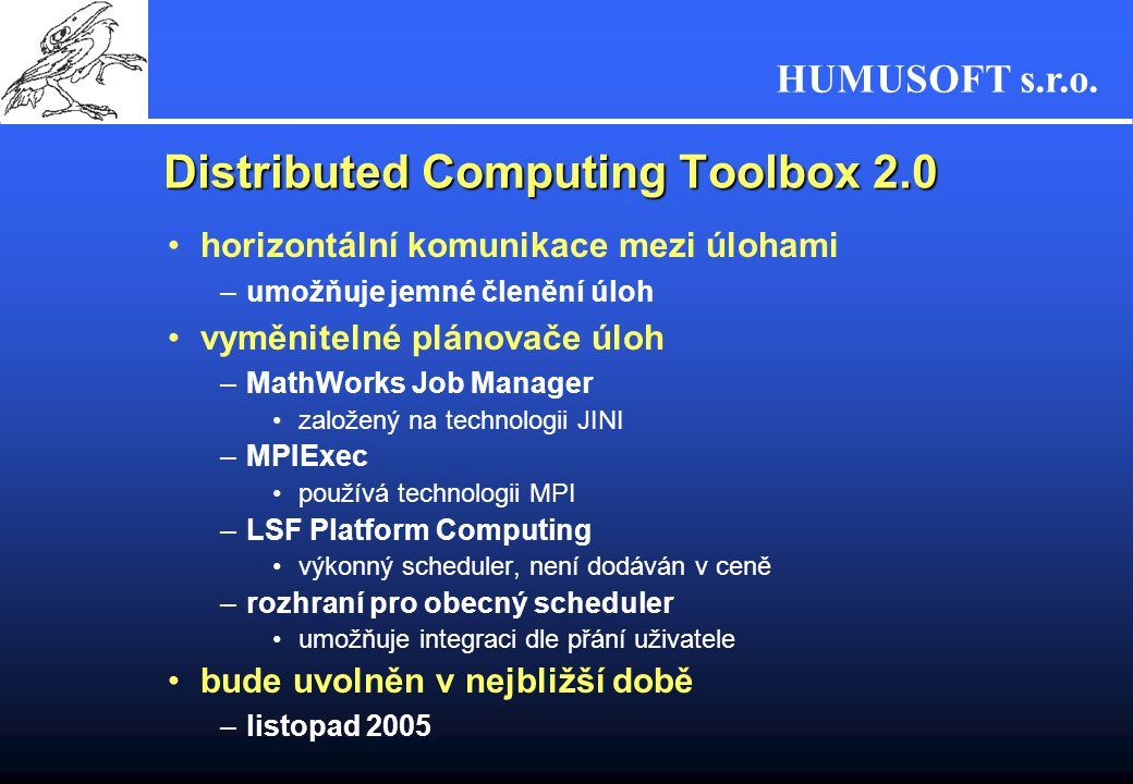 Distributed Computing Toolbox 2.0