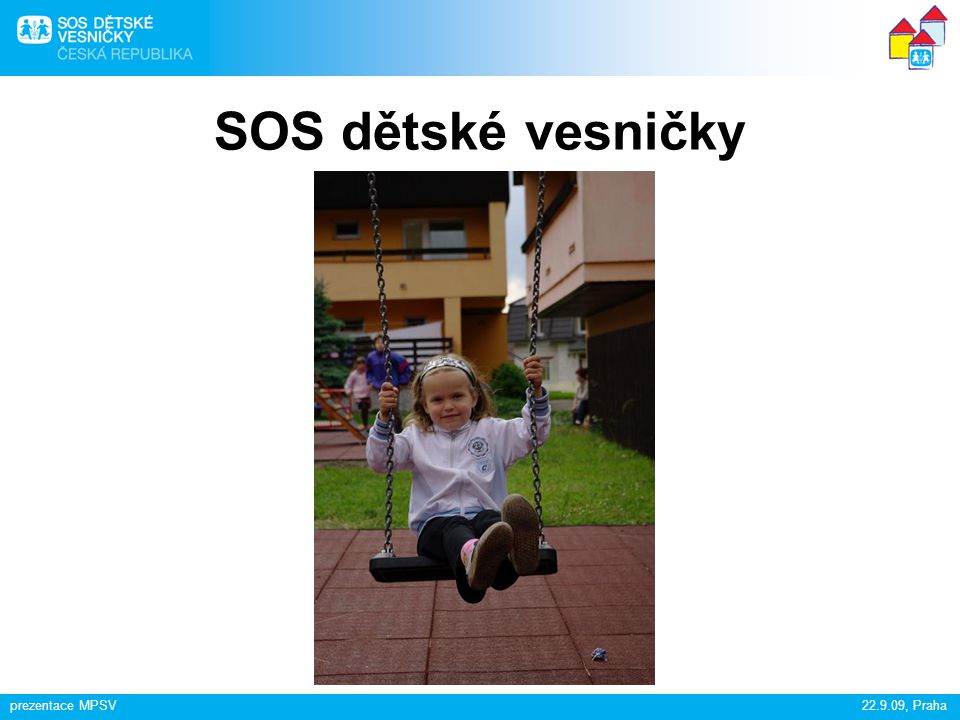 SOS dětské vesničky