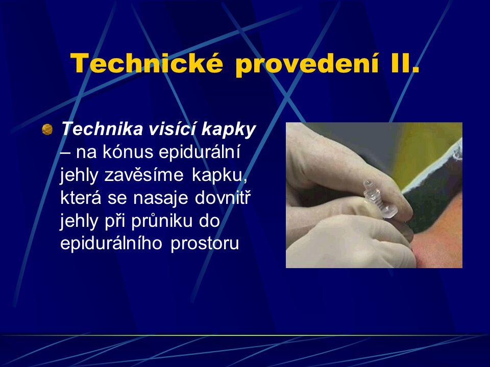 Technické provedení II.