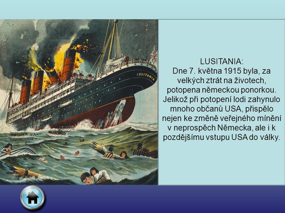LUSITANIA: