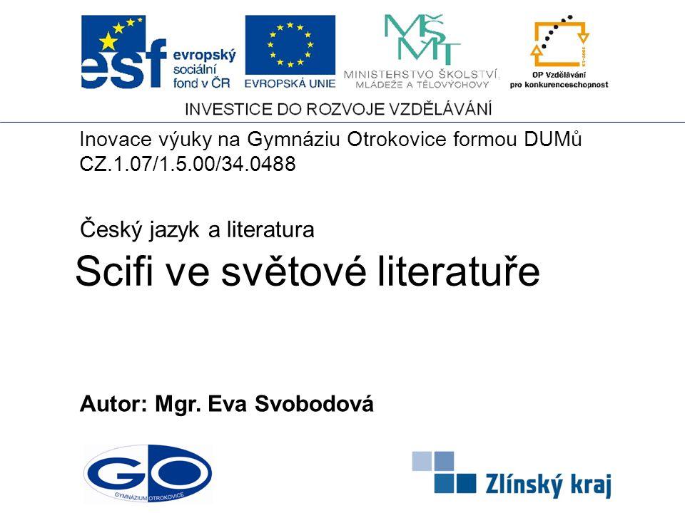 Scifi ve světové literatuře