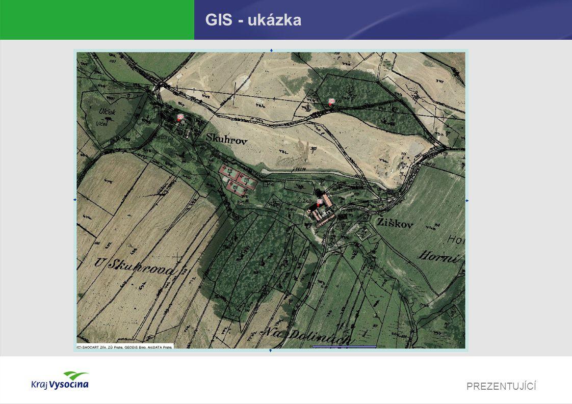 GIS - ukázka