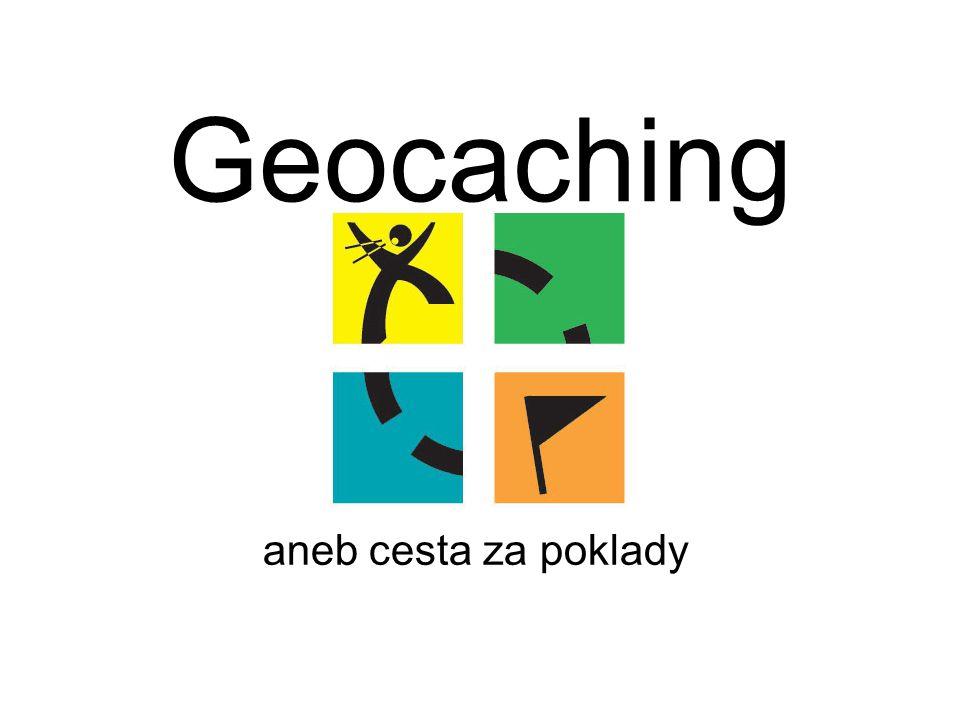 Geocaching aneb cesta za poklady
