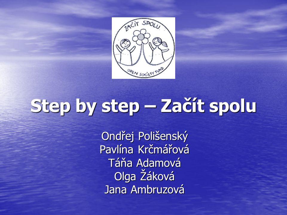 Step by step – Začít spolu