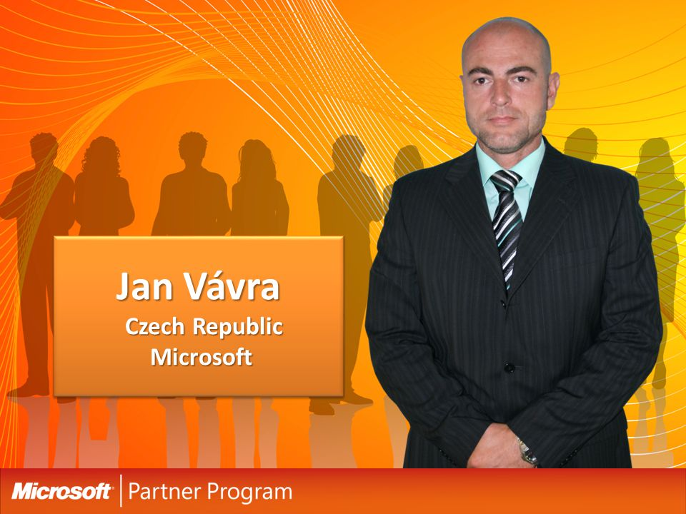 Jan Vávra Czech Republic Microsoft