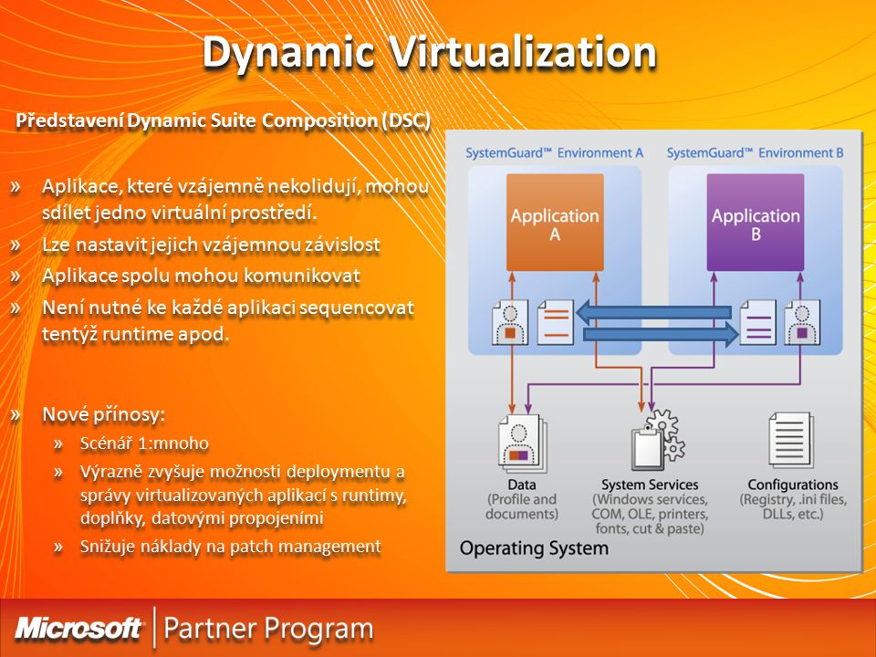 Dynamic Virtualization