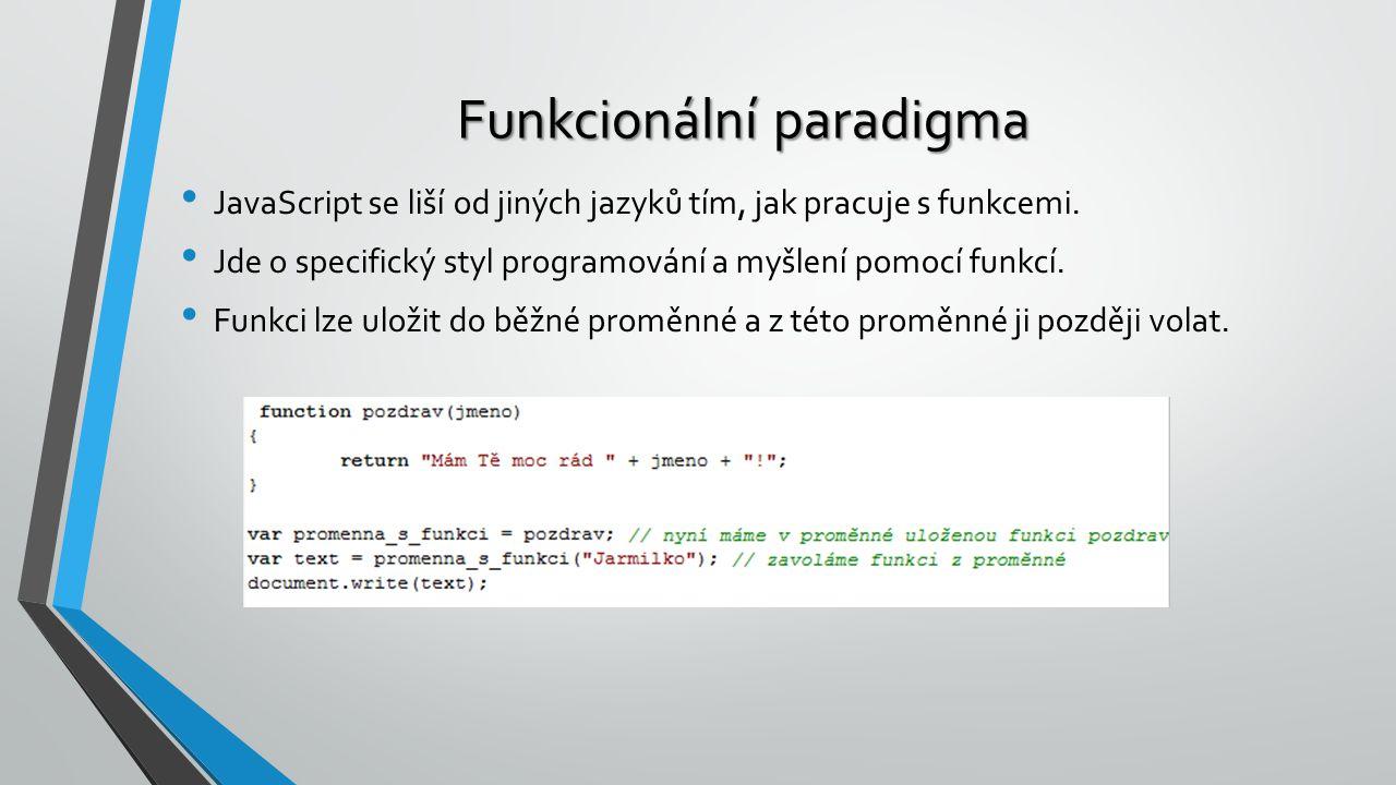 Funkcionální paradigma