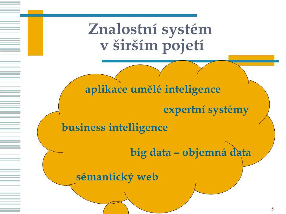 Znalostní systém v širším pojetí