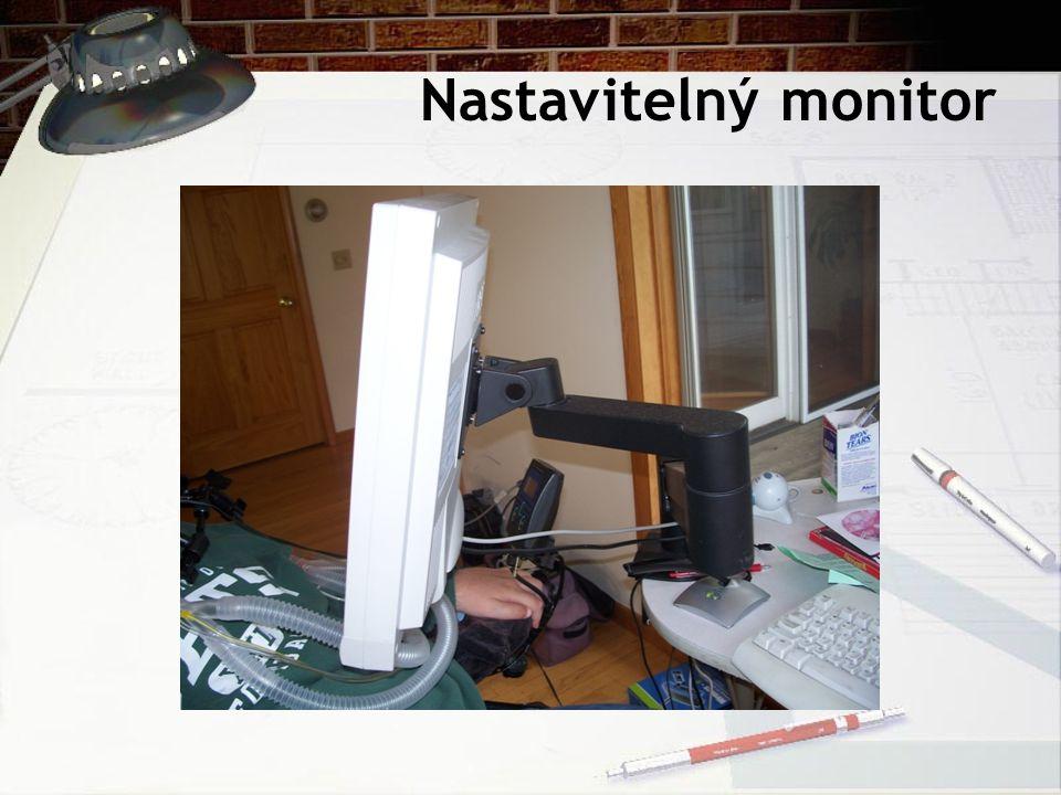 Nastavitelný monitor 37 37