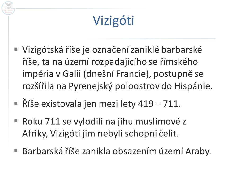 Vizigóti