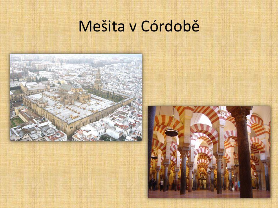 Mešita v Córdobě