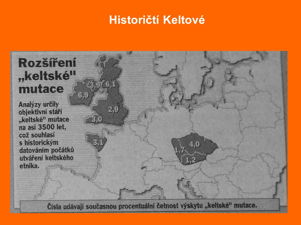Historičtí Keltové
