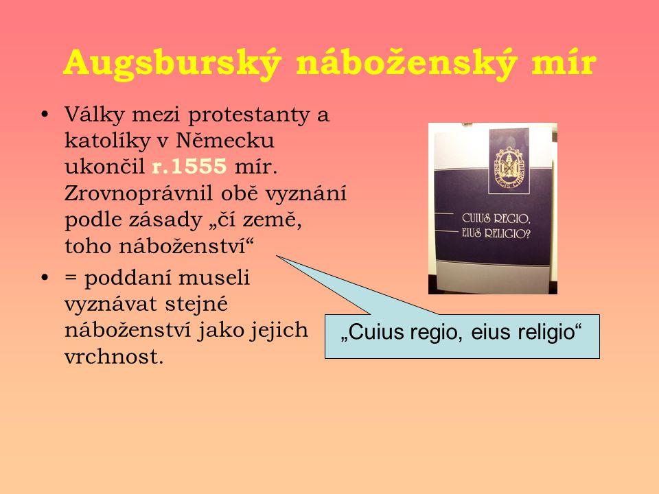 Augsburský náboženský mír